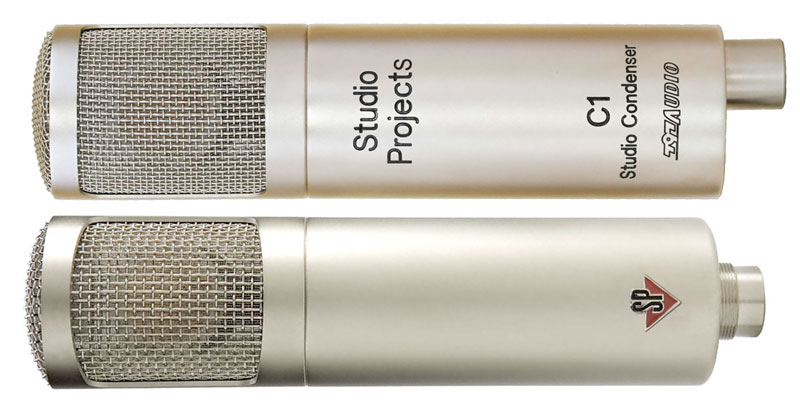 Studio Projects C1 microphones
