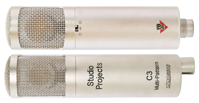 Studio Projects C3 microphones